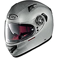 X-lite x 661tt Puro Extreme Titane Tech Casque intégral moto Composite fibre N-COM–Titane mat Taille XL