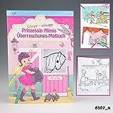Depesche Prinzessin Mimis Überraschungs-Malbuch NEU !!!