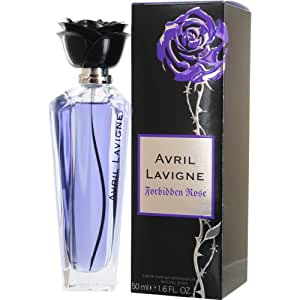 Avril Lavigne Forbidden Rose femme / woman, Eau de Parfum, Vaporisateur / Spray, 50 ml