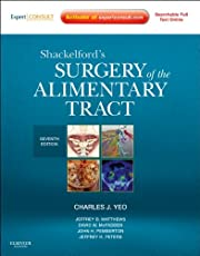 Shackelford's Surgery of the Alimentary Tract - 2 Volume Set: Expert Consult - Online and Print