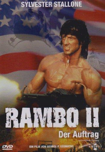 Bild von Rambo II - Der Auftrag