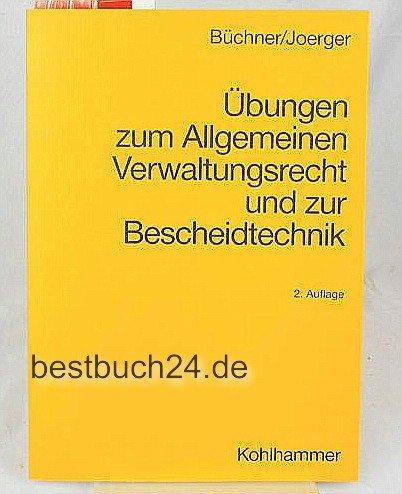 Free übungen Zum Allgemeinen Verwaltungsrecht Und Zur