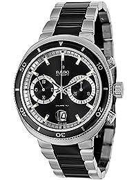 Rado Rad-2787 - Reloj de pulsera hombre, cerámica, color negro