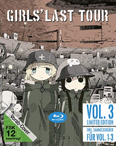 Girls' Last Tour - Vol. 3 [Blu-ray]