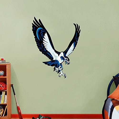 lunaprint Seattle Seahawks NFL Football Home Decor Art Wall Vinyl Sticker 63 x 48 cm
