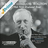 Walton Conducts Walton - The 1964 New Zealand Tour