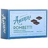Liquirizia Amarelli - Rombetti all'Anice Scatola da 100 grammi
