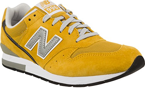 New Balance Revlite - Scarpe da Ginnastica Basse Uomo, Giallo (Yellow), 43 EU