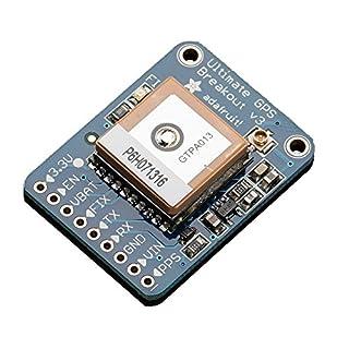 Adafruit 746  Ultimate GPS Breakout - 66 channel w/10 Hz updates - Version 3