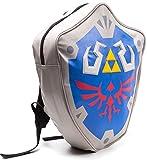 Zelda Shield Rucksack 3D Backpack The Legend Of Zelda Tasche Hyrulian Shield XL