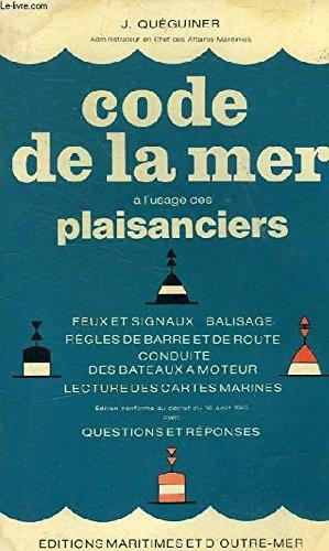 code-de-la-mer-a-l-39-usage-des-plaisanciers
