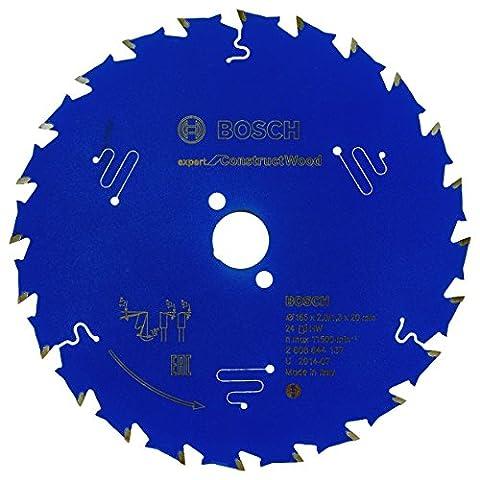 Bosch 2608644137 Lame de scie circulaire expert for construct wood