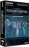 Engrenages. saison 6. nouvelle enquête / série créée par Alexandra Clert, saison écrite par Anne Landois | Clert, Alexandra (Concepteur)