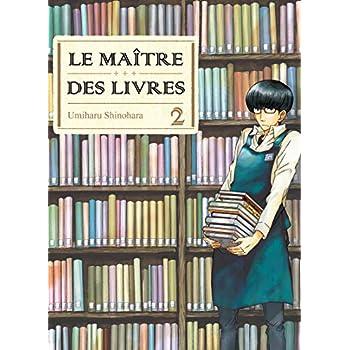 Le maître des livres T02 (02)