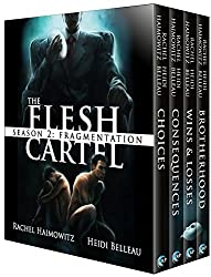 The Flesh Cartel, Season 2: Fragmentation (English Edition)