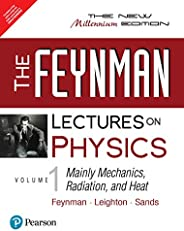 The Lectures on Physics Vol.1 | Millennium Edition | By Pearson: Mainly Mechanics, Radiation and Heat