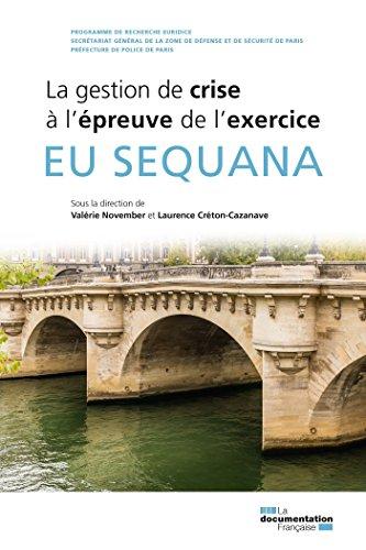EU Sequana - La gestion de crise à l'épreuve de l'exercice