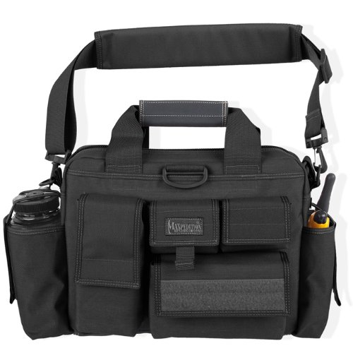 Taschenmesser Tactical Kershaw (Maxpedition Last Resort Tactical Attache - schwarz)