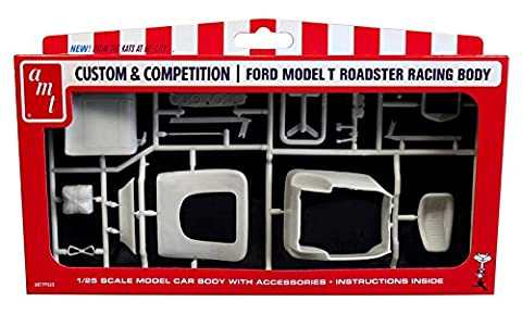 1/25 Ford Racing T Body Parts Model Car AMTPP009