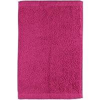 Cawö toallas de mano de life style Uni 7007, 100% algodón, rosa, 30 x 50 cm