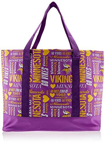 FOCO Minnesota Vikings Damen Collage Tote -