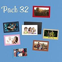 Revelado de fotos imán - Imprime tu pack de 32 copias 6,5x10 cm