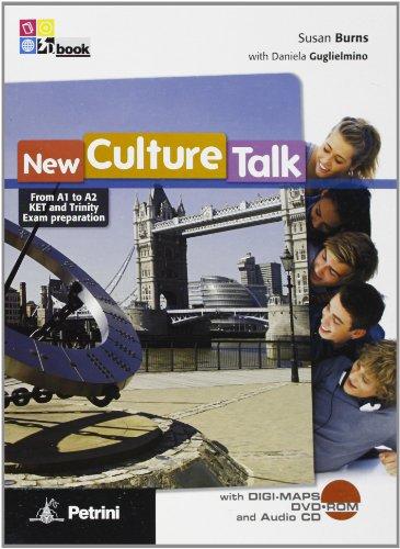 NEW CULTURE TALK +CD+DVD