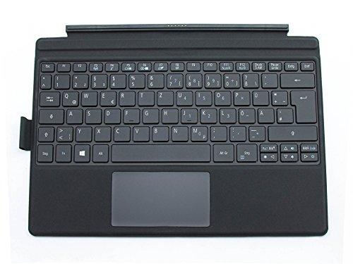 Acer Tastatur inkl. Topcase DE (Deutsch) Schwarz/schwar Switch Alpha 12 (SA5-271) Serie