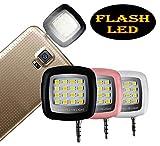 GKP PRODUCTS Mini Portable 16 LED Spotlight led Selfie Flash Fill Light