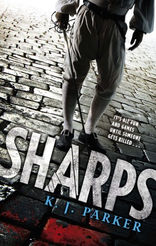 sharps-english-edition