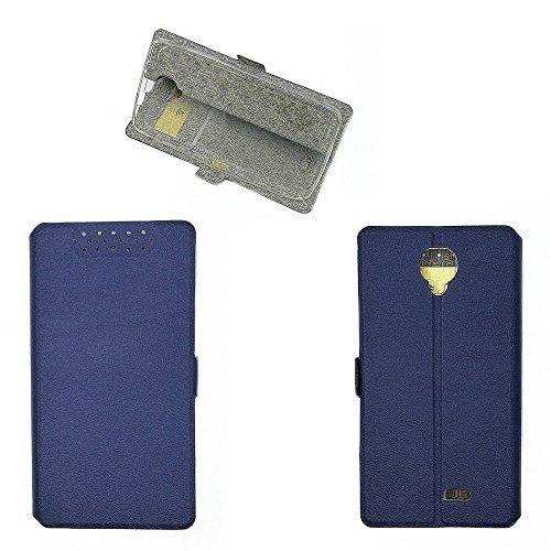 QiongniAN Hülle für Oukitel K4000 Pro hülle Schutzhülle Case Cover Blue