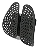Buri Ergonomische Rückenstütze für Bürostuhl oder Autositz Stützkissen Rückenkissen