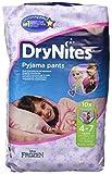 Huggies DryNites Mutandine Assorbenti per la Notte, 4-7 Anni (17-30 kg), 1 Pacco da 10 Pezzi