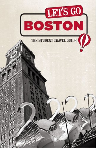 Let's Go Boston: The Student Travel Guide (English Edition)