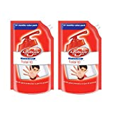 #4: Lifebuoy Total 10 Active Natural Hand Wash - 750 ml (Pack of 2)