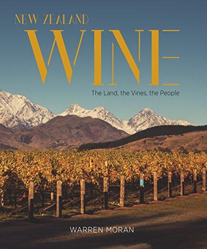 New Zealand Wine por Warren Moran