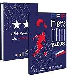 Equipe de FRANCE de football Cahier de Texte FFF - 2019 2020 - Collection Officielle