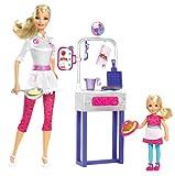 Barbie Ich Kann: Pancake Chef Puppe und Spielset