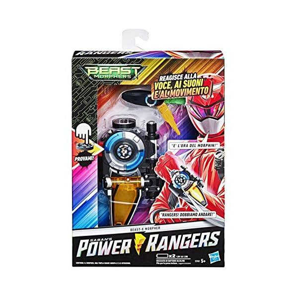 Power Rangers Bambola, Multicolore, E5902 1 spesavip