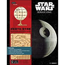 INCREDIBUILDS: STAR WARS: DEATH STAR DELUXE BOOK AND MODEL SET