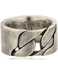 caï men Herren-Ring 925 Sterling Silber