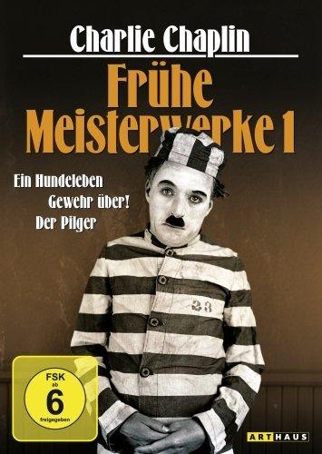 Bild von Charlie Chaplin: Frühe Meisterwerke 1 (Ein Hundeleben / Gewehr über! / Der Pilger)