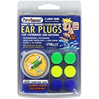 Putty Buddies Swimmer's Ear Plugs 3-Pack preisvergleich bei billige-tabletten.eu