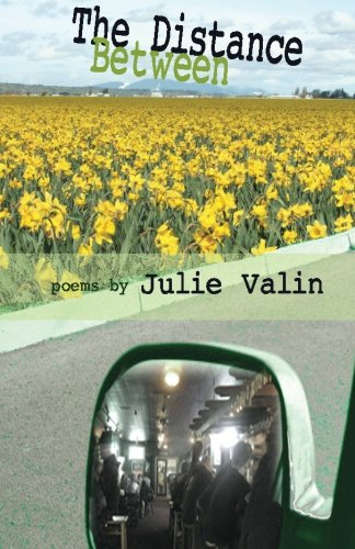 The Distance Between: poems by Julie Valin