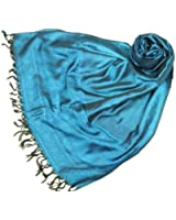 Lovarzi Women's Silk Scarf - Try These Gorgeous Paisley Silk Scarves