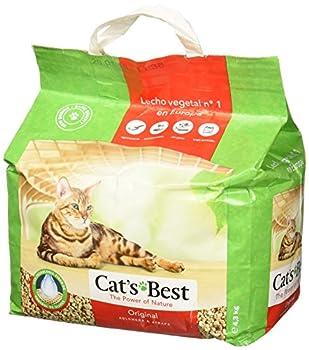Cat?s Best Original - litière pour chats agglutinante - 4.3kg