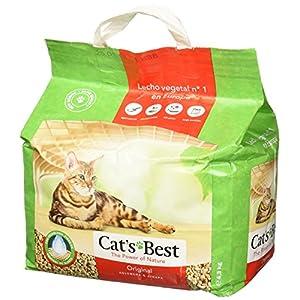 Cats Best Okoplus Clumping Litter, 4.3 Kgs