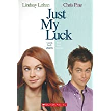 Just My Luck (Movie Novelization) by Laurie Calkhoven (2006-02-01)
