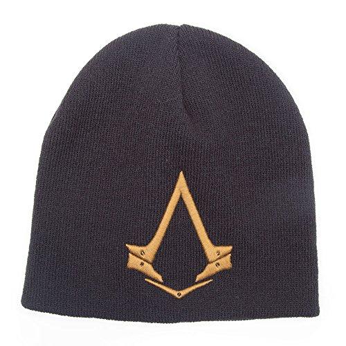 Assassin's Creed Syndicate Mütze Bronze Logo, schw (Assassin Arno Creed S)