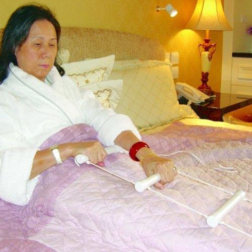 Bett Strickleiter-Strickleiter Positionierung zu helfen, wenn im Bett.